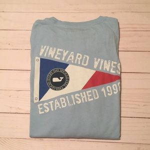 Vineyard vines boys L/S T